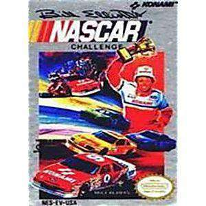 Bill Elliots Nascar - NES Game | Retrolio Games
