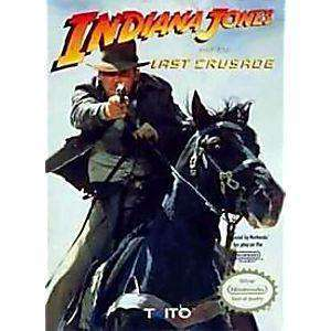 Indiana Jones Last Crusade - NES Game | Retrolio Games