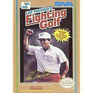 Lee Travino Fighting Golf - NES Game | Retrolio Games