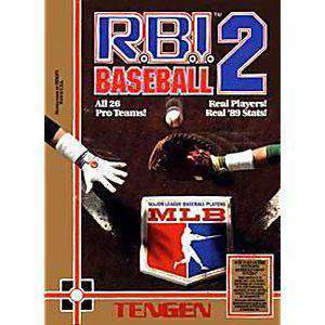 RBI Baseball 2 - NES Game | Retrolio Games
