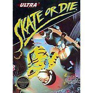 Skate or Die - NES Game | Retrolio Games