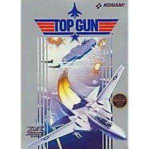 Top Gun - NES Game | Retrolio Games