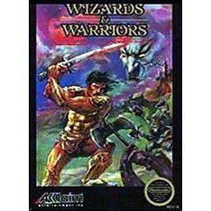 Wizards & Warriors - NES Game | Retrolio Games