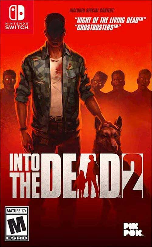 INTO THE DEAD 2  (Nintendo Switch) - Nintendo Switch Game