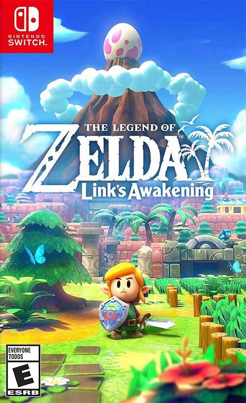 LEGEND OF ZELDA: LINK'S AWAKENING  (Nintendo Switch)