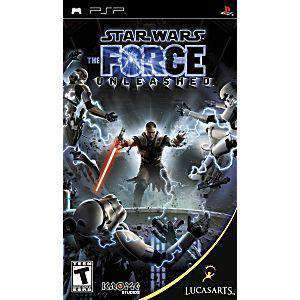 Star Wars The Force Unleashed - PSP Game | Retrolio Games