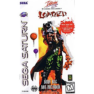 Loaded - Sega Saturn Game
