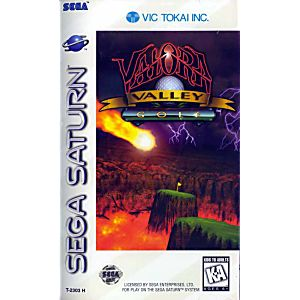 Valora Valley Golf - Sega Saturn Game