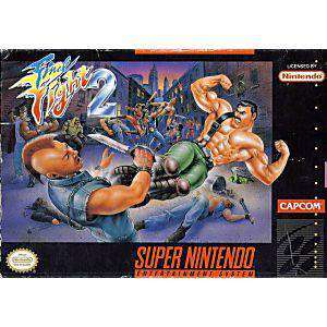 Final Fight 2 - SNES Game | Retrolio Games