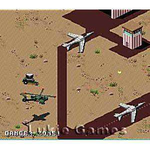 Desert Strike - Return to the Gulf - SNES Game | Retrolio Games
