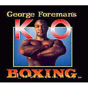 George Foreman's KO Boxing - SNES Game | Retrolio Games