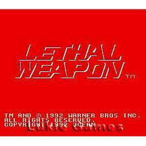 Lethal Weapon - SNES Game | Retrolio Games
