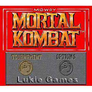 Mortal Kombat - SNES Game | Retrolio Games