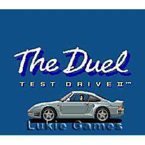 Test Drive II - SNES Game | Retrolio Games