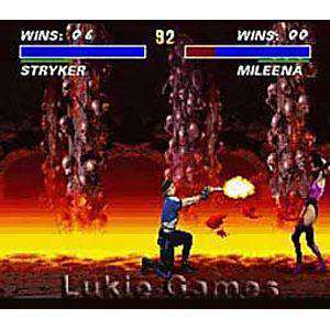Ultimate Mortal Kombat 3 - SNES Game | Retrolio Games