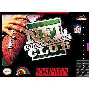NFL Quarterback Club - SNES Game | Retrolio Games