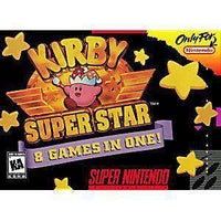 Kirby's Super Star - SNES Game | Retrolio Games