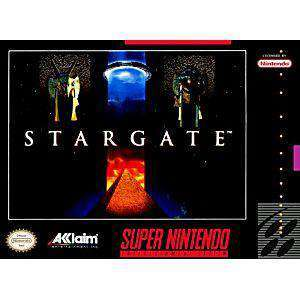 Stargate - SNES Game | Retrolio Games