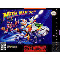 Mega Man X2 - SNES Game | Retrolio Games