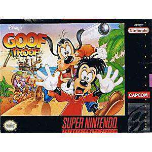 Goof Troop - SNES Game | Retrolio Games