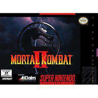 Mortal Kombat II 2 - SNES Game | Retrolio Games