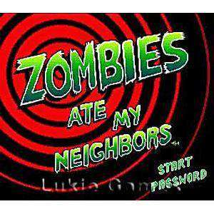 Zombies Ate My Neighbors - SNES Game | Retrolio Games