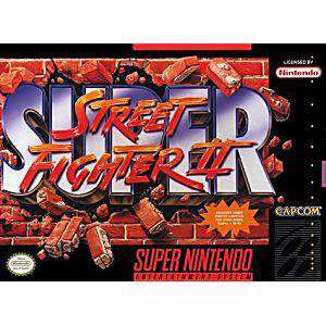 Super Street Fighter II - SNES Game | Retrolio Games