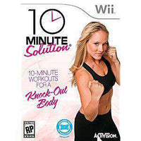 10 Minute Solution - Wii Game | Retrolio Games