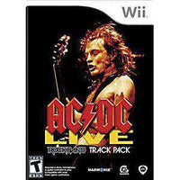 AC/DC Live Rock Band Track Pack - Wii Game | Retrolio Games