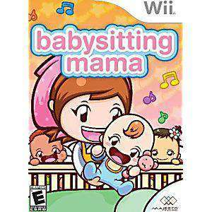 Babysitting Mama - Wii Game | Retrolio Games