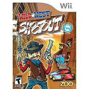 Wild West Shootout - Wii Game | Retrolio Games