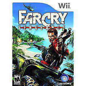 Far Cry Vengeance - Wii Game | Retrolio Games