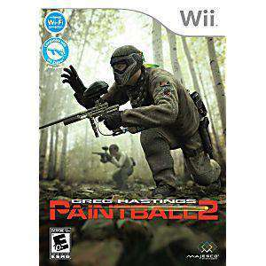 Greg Hastings Paintball 2 - Wii Game | Retrolio Games
