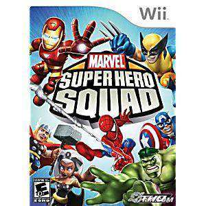 Marvel Super Hero Squad - Wii Game | Retrolio Games