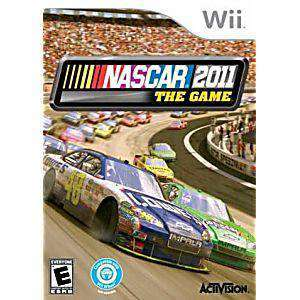 NASCAR The Game 2011 - Wii Game | Retrolio Games