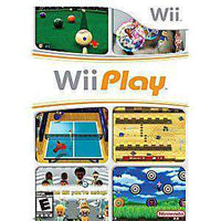 Wii Play Game - Wii Game | Retrolio Games