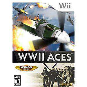 WWII Aces - Wii Game | Retrolio Games