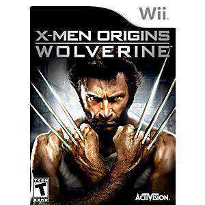X-Men Origins: Wolverine - Wii Game | Retrolio Games