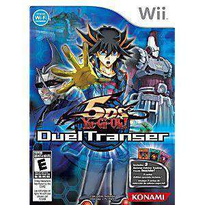 Yu-Gi-Oh! 5D's Duel Transer - Wii Game | Retrolio Games
