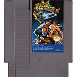 Back to the Future 2&3 - NES Game | Retrolio Games