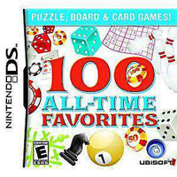 100 All-Time Favorites DS Game - DS Game | Retrolio Games