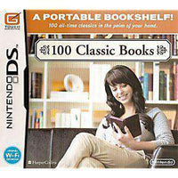 100 Classic Books DS Game - DS Game | Retrolio Games
