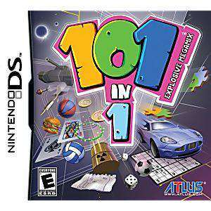 101-in-1 Explosive Megamix DS Game - DS Game | Retrolio Games