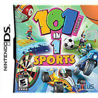 101-in-1 Sports Megamix DS Game - DS Game | Retrolio Games