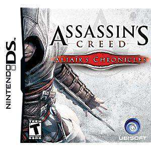 Assassins Creed Altairs Chronicles DS Game - DS Game | Retrolio Games