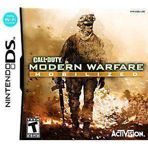Call of Duty: Modern Warfare Mobilized - DS Game | Retrolio Games