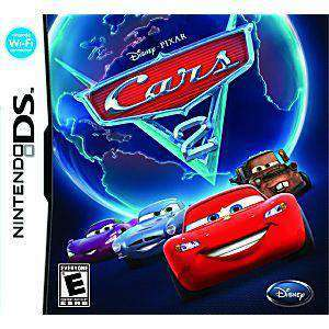 DS Cars 2 - DS Game | Retrolio Games
