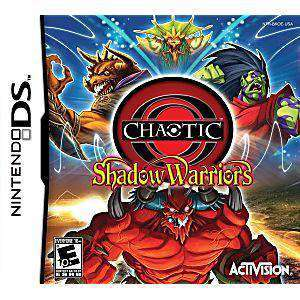 Chaotic: Shadow Warriors DS Game - DS Game | Retrolio Games