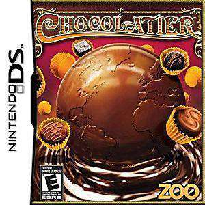 Chocolatier DS Game - DS Game | Retrolio Games