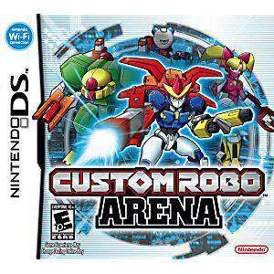 Custom Robo Arena DS Game - DS Game | Retrolio Games